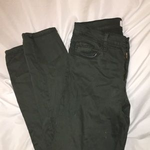 Cute green pants